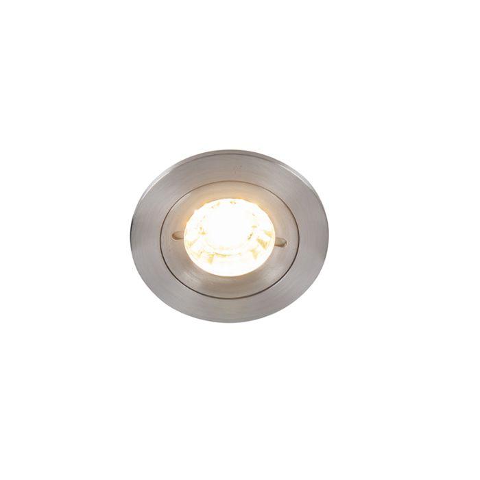 Built-in-spot-aluminum-IP54---Xena-Round