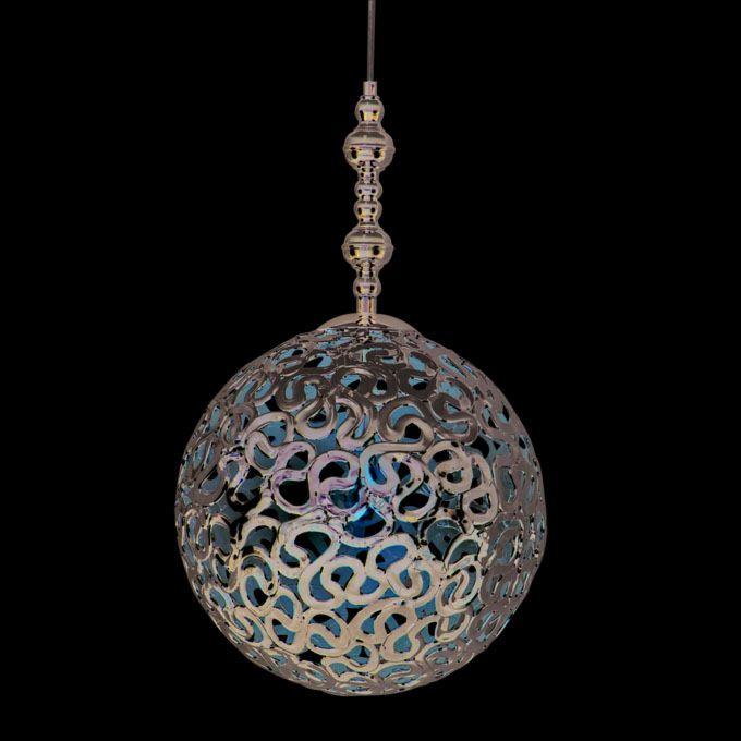 Hanging-lamp-Pharaoh-40-chrome