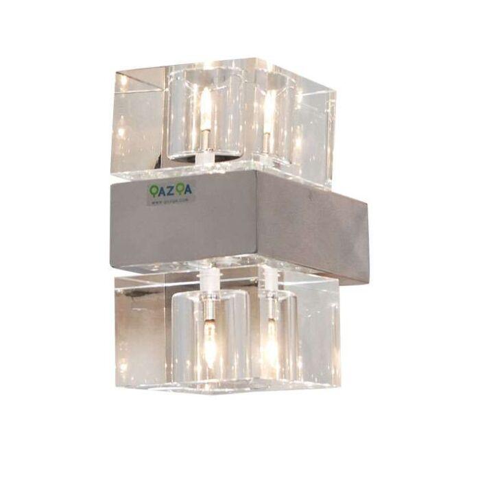 Wall-lamp-Dice-2-chrome