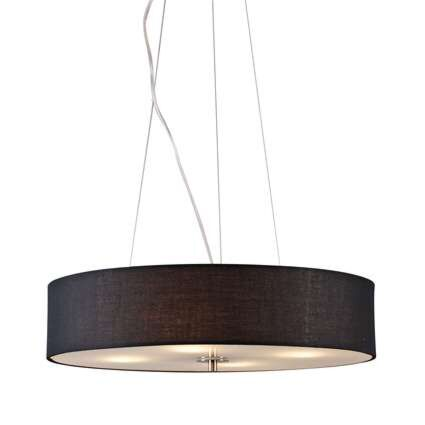 Hanging-lamp-Drum-50-short-black
