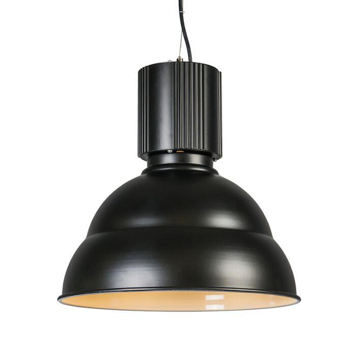 Hanging-lamp-Industrie-black