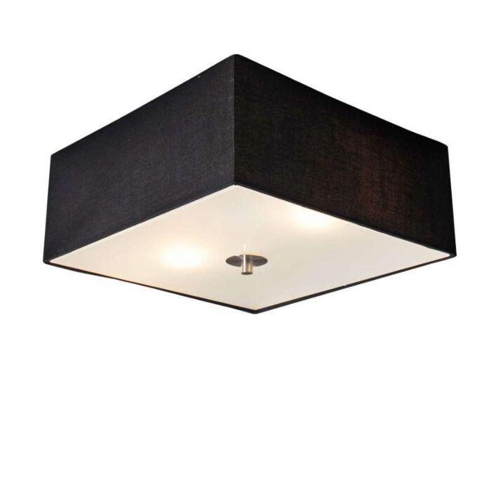Ceiling-lamp-Drum-35-square-black