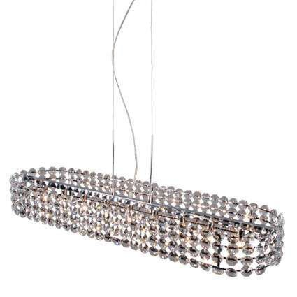 Hanging-lamp-Monza-oval-crystal