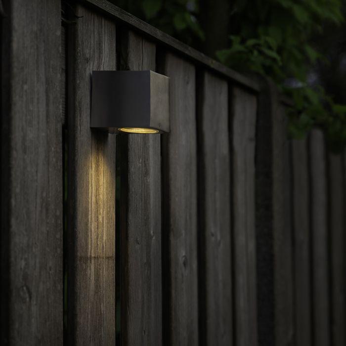 Modern-Wall-Lamp-Steel-IP44---Baleno-I