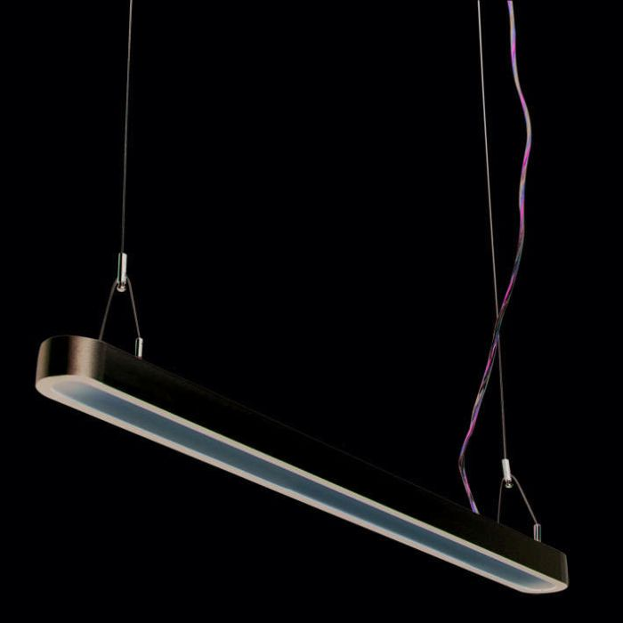 Hanging-Lamp-Tube-U-21W-Silver