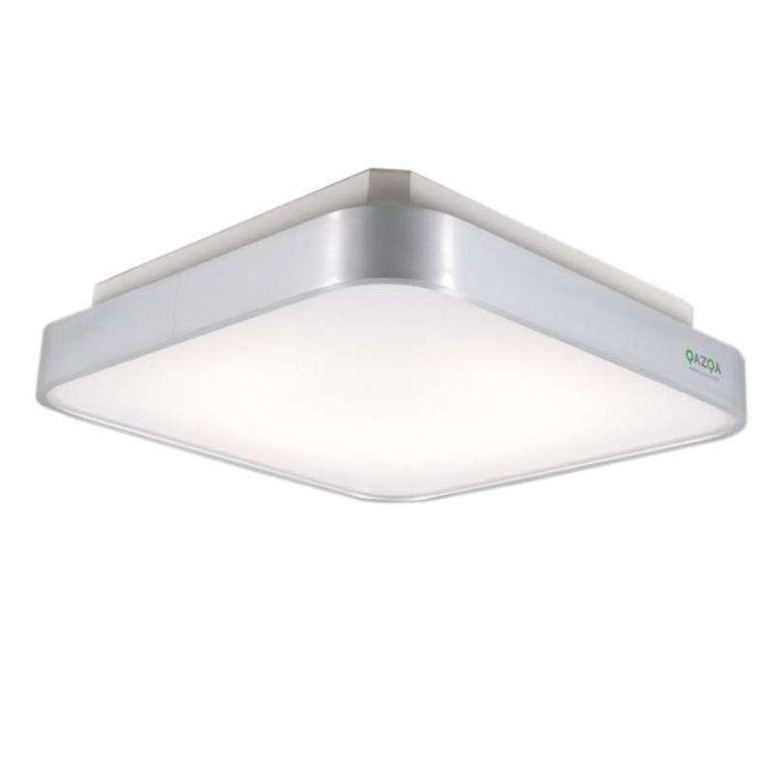 Ceiling-Lamp-Screen-Square-30-Aluminium