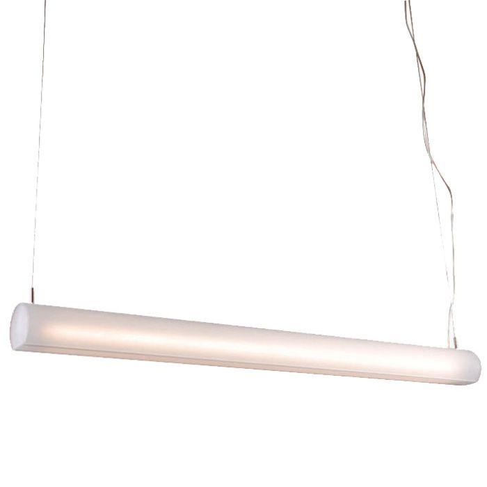 Pendant-Tubular-White-28W