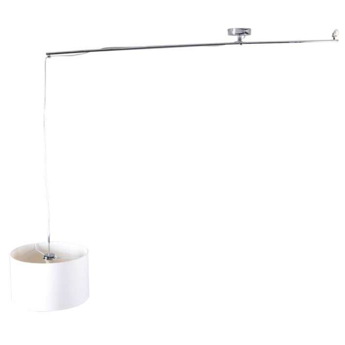 Pendant-Decentra-Delux-Chrome-with-Shade