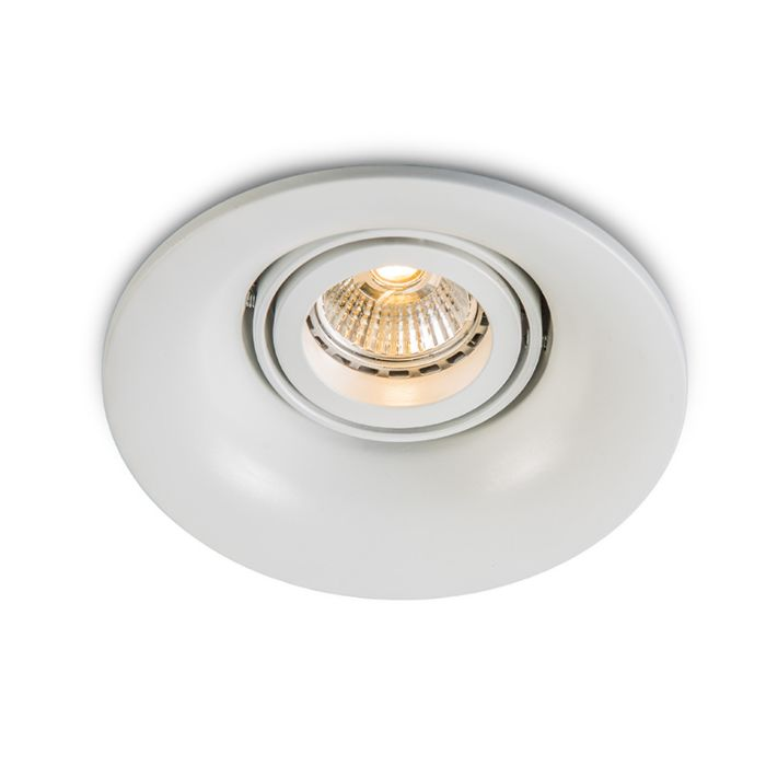 Recessed-Punch-white-LED