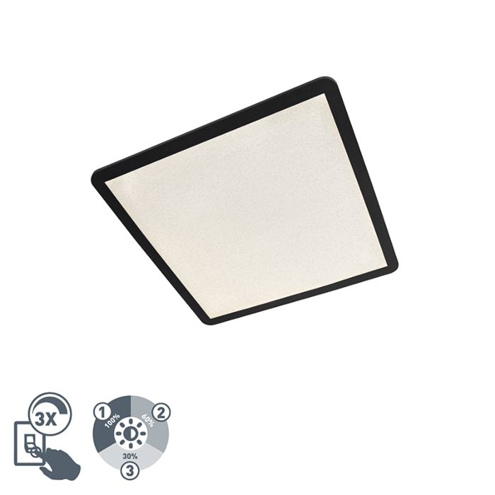 Ceiling-light-IP44-3-step-dimmable-incl.-LED-60-cm---Steve