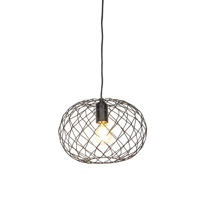 Design-hanging-lamp-black---Helian